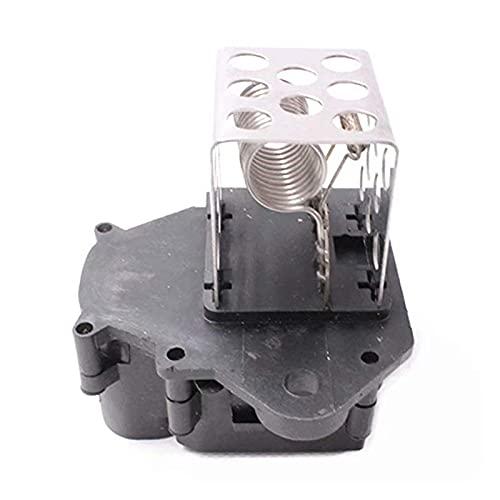 YUKE Motor Resistor de refrigeración del Ventilador del radiador 9659799080 8241001 FIT for Citroen C1-C4 Picasso XSARA Picasso Peugeot 107 207 206 307 308 3008 Motor de soplador