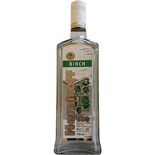 Vodka Nemiroff birch 0,7 L Birken Wodka