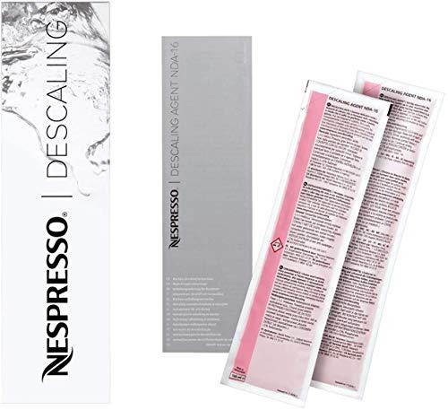 Nespresso Descaling 100g pack of 2