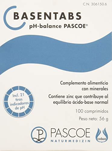 Pascoe Basentabs Ph-Balance - 100 Comprimidos