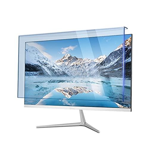 AWSAD Acrílico LCD Protector de Pantalla, 32-50 Pulgadas. HD/Filtro de luz Azul Alivie la Fatiga Ocular, 11 tamaños (Color : Matte, Size : 43 Inch 960×560mm)