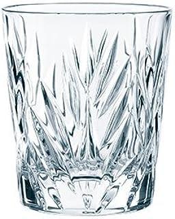 Nachtmann Vorteilsset 4 x 4 Glas/Stck Whisky 76/71 Imperial 93428 und Gratis 1 x Trinitae Körperpflegeprodukt