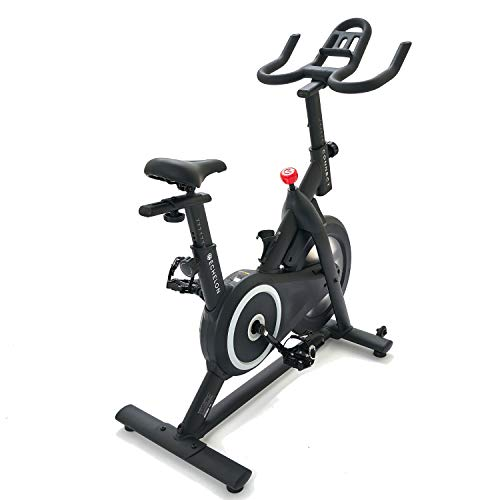 echelon spin bike for tall people