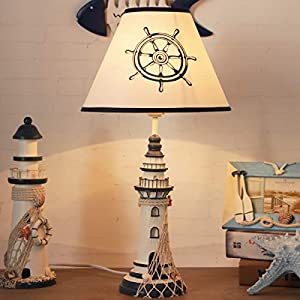 41DUJh2SKzL._SS300_ Nautical Themed Lamps