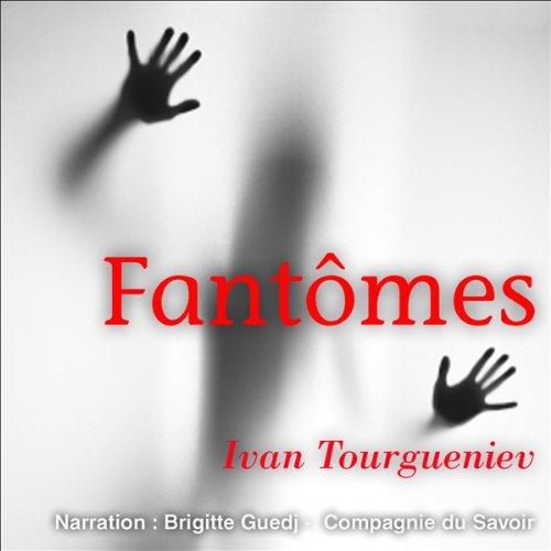 Fantômes audiobook cover art