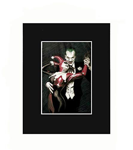 41DUKJSSQzL Harley Quinn Paintings