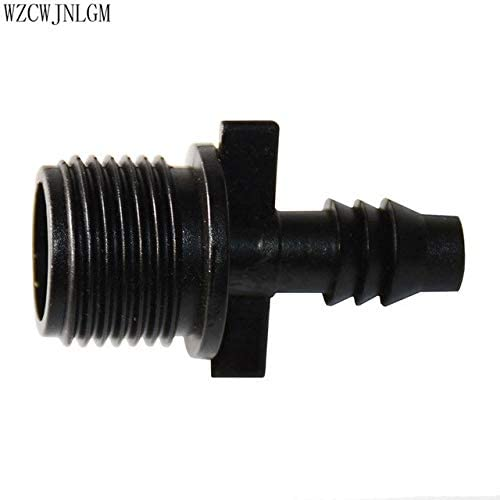 Kammas Garden Irrigation shopping DN15 New product! New type Barbed 1 2 8 Male Connection Hose