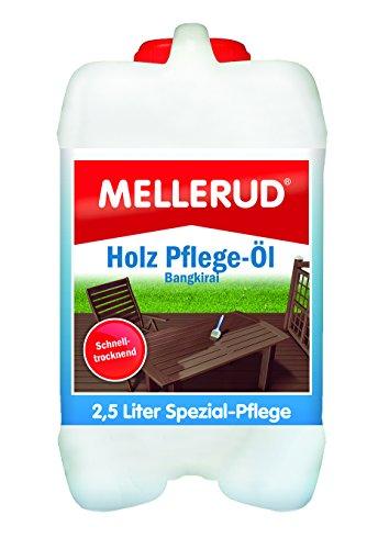 Mellerud 2001002787 Holz Pflege-Öl Bangkirai 2,5 l