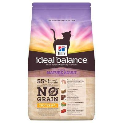 Hill's Ideal Balance Feline Mature No Grain Dry Cat...