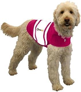 Thundershirt Dog Shirt, XX-Large, Pink Rugby