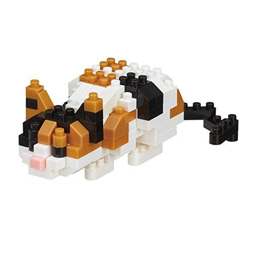 nanoblock NBC-265 Calico Cat