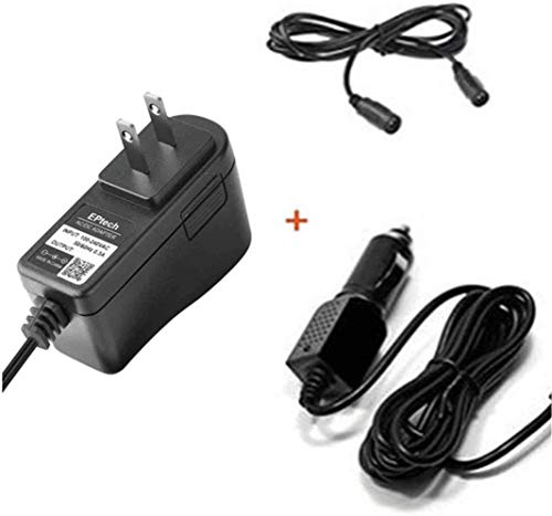 Affordable Wall Charger Adapter for Jump N Carry JNC660 Portable Jump Starter car Battery