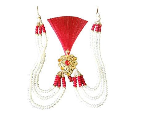 Kalra Creations - Broche de turbante para novio indio