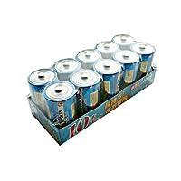 日立マクセル マクセル アルカリ乾電池単1形 10本パック LR20(JS)10P