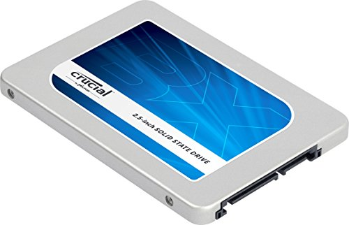Crucial [Micron製Crucialブランド] 内蔵 SSD 2.5インチ BX200シリーズ ( 240GB / 国内正規品 / SATA / 7mm...