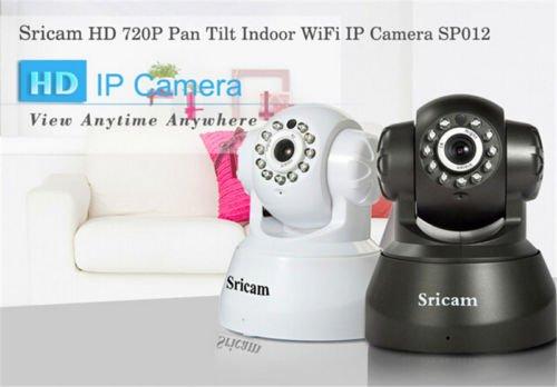 Great Price! 720P Wireless Wifi Security Camera Baby Monitor IP Smartphone Audio Night Vision