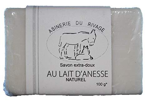 Savon au lait d'ânesse (Nature)