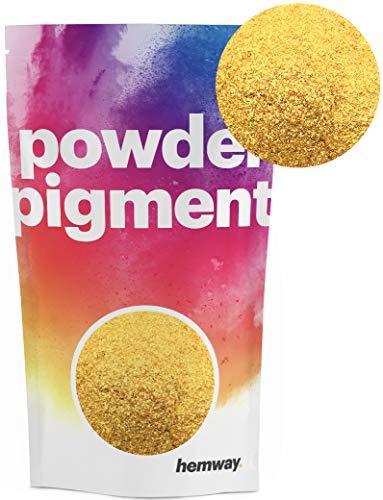Hemway Pigmento en polvo de color de lujo ultra-Sparkle