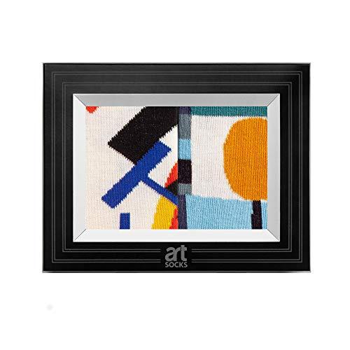 ARTSOCKS kreative & bunte Socken (Damen & Herren) Preisgekrönte Designs mit berühmte Kunstwerken Ideal als kreative Geschenkidee