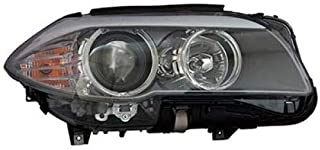 Go-Parts - OE Replacement for 2011 - 2013 BMW 528i Headlight Headlamp Assembly Replacement Front - Right (Passenger) 63 11 7 203 244 BM2503174 Replacement For BMW 528i/528xi