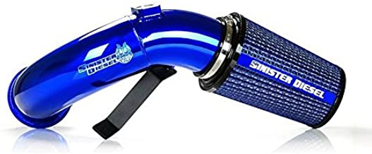 Sinister Diesel Cold Air Intake for 2007.5-2012 Dodge/Ram Cummins 6.7L