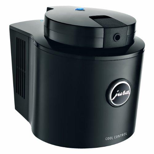 Jura Cool Control Wireless, Milchkühler, 0,6 Liter, Schwarz, 69404