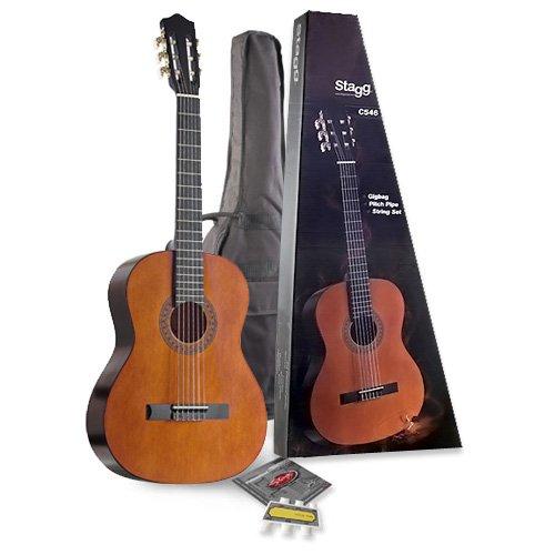 Stagg C546 PACK 4/4 Konzertgitarren-Set
