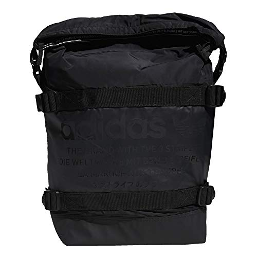 adidas Run Backpack Men's, Black, Size One Size