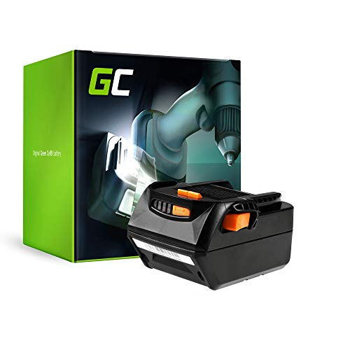 GC® (4Ah 18V Li-Ion cellen) Accu Batterij Vervangend batterijpakket voor AEG BUS 18 Elektrisch gereedschap
