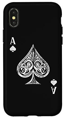 iPhone X/XS Ace Of Spades Case