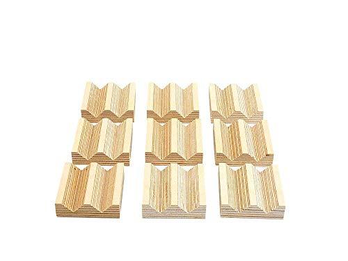 乱反射ブロック:バーチ (【板厚15mmバーチ】9個セット)