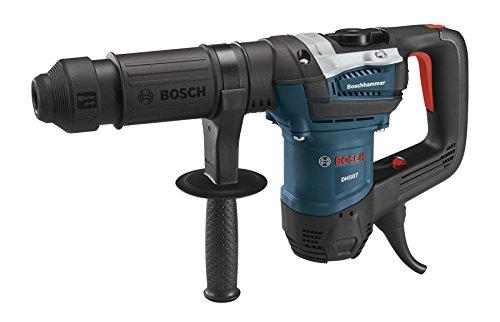 Bosch DH507 12-Pound 10-Amp Variable Speed SDS-Max Demolition Hammer (Renewed)