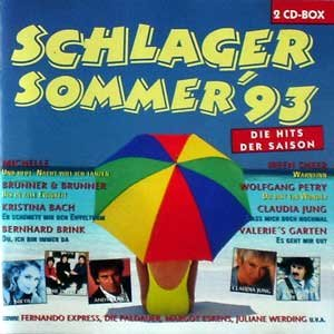Schlager (CD Compilation, 32 Tracks)
