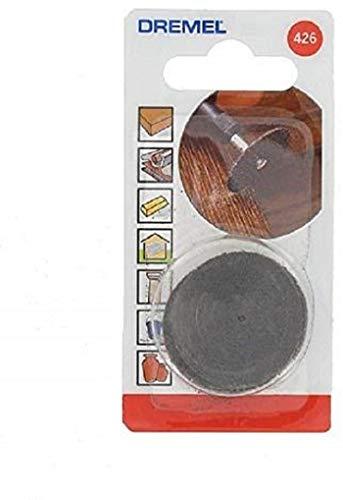 Dremel 2615042632 Disco de corte reforzado con fibra de vidrio 32 mm