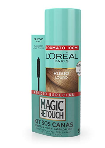 L'Oreal Paris Magic Retouch Kit Sos Rubio 76 g