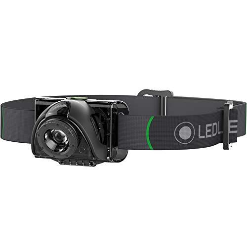LED Lenser MH2 Mixte, Noir, Unique
