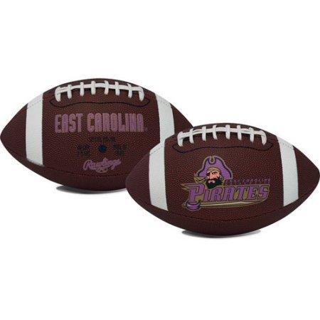NCAA Game Time Full Size Football East Carolina Pirates