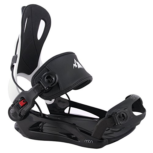 System MTN  Rear Entry  Snowboard Bindings