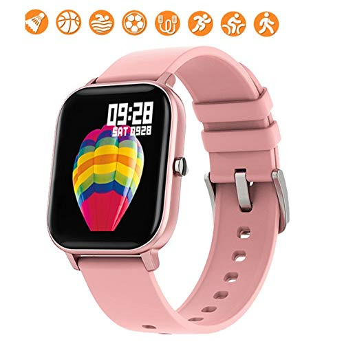 HQFC Relojes Inteligentes Hombre smartwatch Mujer Smart Watch Men Women for Kids Reloj Fitness Tracker Bluetooth 4.0 ip68 Pulsera Inteligente ninos ni?os rastreador de Actividad