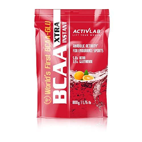 Activlab BCAA Xtra 800g BCAA Branched Amino Acids Regeneration Muscle (Orange)