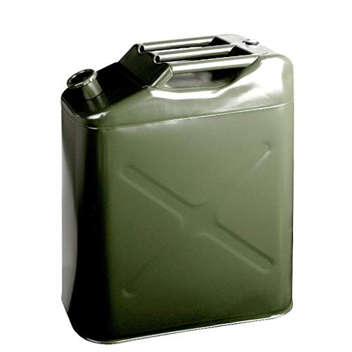 YHFX6Ölfässer Ölfass - Eisenfass Ölfass Benzinfass Dieselfass Eisenfass 30L 20L 10L40L Petrochemische Tankstelle Kraftstofftank Motorrad Notfallrettung Ölfass Upgrade Tanken Fass 5L Benzinkanister