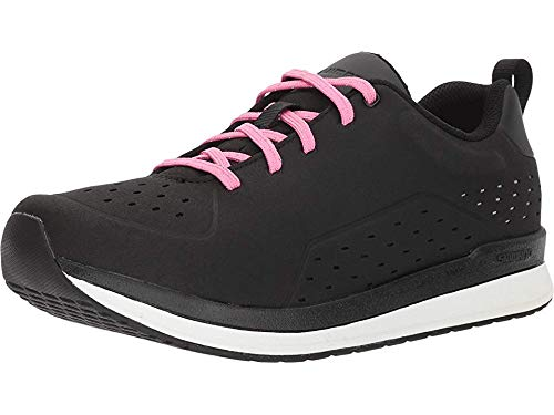 SHIMANO CT500W Everyday Cycling Shoe, Black, 43