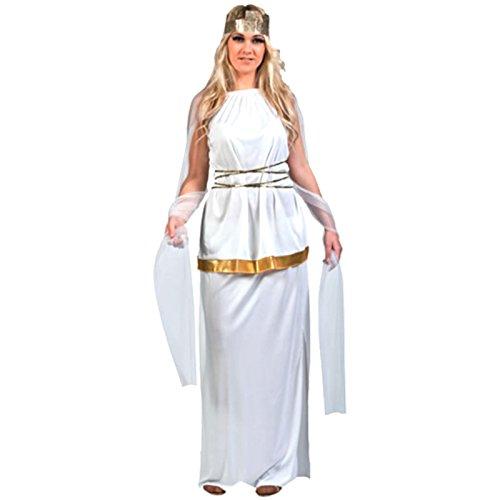 Spassprofi Kostüm Athene Größe XL griechische Göttin Tunika Römerin