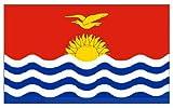 1000 Flags Kiribati Flagge 150cm x 90cm