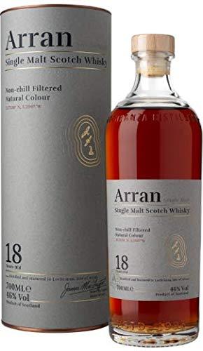 Arran - Single Malt Scotch - 18 year old Whisky
