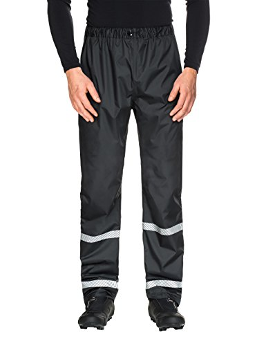 VAUDE Wheeled Clothing '40514 Pantalon Homme, Noir, FR : M (Taille Fabricant : M)