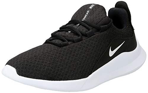 Tênis de corrida masculino Nike Viale, Preto/branco, 7