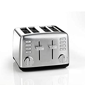 Cuisinart Signature Collection 4 Slot Toaster   Stainless Steel   CPT450BPU