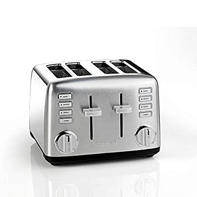 Cuisinart Signature Collection 4 Slot Toaster | Stainless Steel | CPT450BPU
