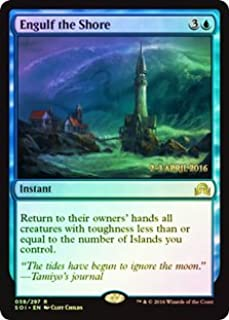 Magic: the Gathering - Engulf The Shore (58/297) - Prerelease & Release Promos - Foil